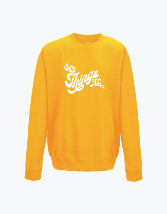 ATN Sweatshirt Gold