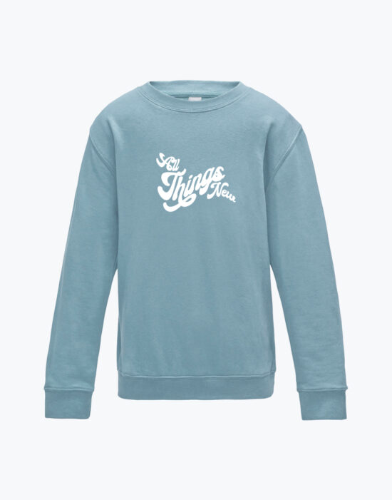 ATN Kids Sweatshirt Sky